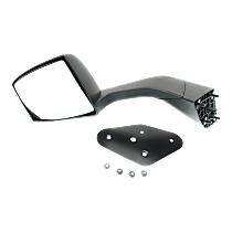 Mirror - Driver Side, Textured Black