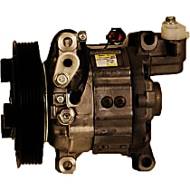 10000146 A/C Compressor Sold individually With clutch, 6-Groove Pulley