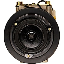 10000371 A/C Compressor Sold individually With clutch, 4-Groove Pulley