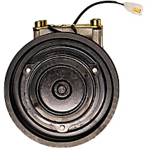 10000377 A/C Compressor Sold individually With clutch, 5-Groove Pulley