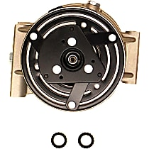 10000437 A/C Compressor Sold individually With clutch, 6-Groove Pulley