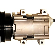 10000501 A/C Compressor Sold individually With clutch, 6-Groove Pulley