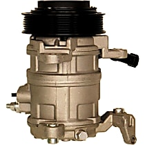 10000667 A/C Compressor Sold individually With clutch, 7-Groove Pulley