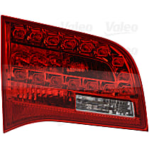 43331 Driver Side, Inner Tail Light, With bulb(s)