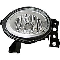 43728 Front, Passenger Side Fog Light, With bulb(s)