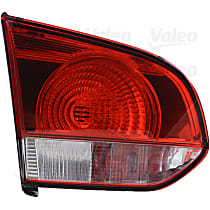 43880 Driver Side, Inner Tail Light, With bulb(s)