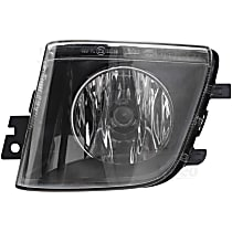 44071 Front, Driver Side Fog Light, With bulb(s)