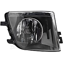 44072 Front, Passenger Side Fog Light, With bulb(s)