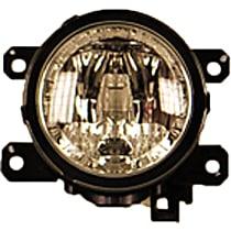 44186 Front, Driver or Passenger Side Fog Light, With bulb(s)