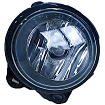 44361 Front, Driver Side Fog Light, Without bulb(s)