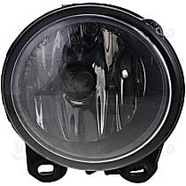 44362 Front, Passenger Side Fog Light, Without bulb(s)