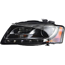 44682 Driver Side HID/Xenon Headlight, Without bulb(s)