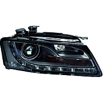 44683 Passenger Side HID/Xenon Headlight, Without bulb(s)