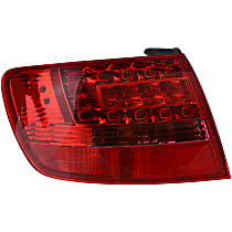 44688 Driver Side, Outer Tail Light, With bulb(s)