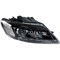 44704 Driver Side HID/Xenon Headlight, Without bulb(s)