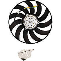 696017 OE Replacement Radiator Fan