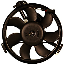 698155 OE Replacement Radiator Fan