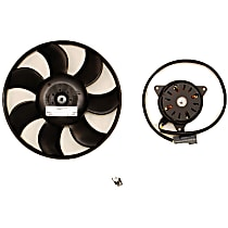 698524 OE Replacement Radiator Fan