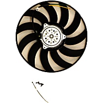698610 OE Replacement Radiator Fan