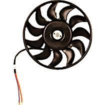 698611 OE Replacement Radiator Fan