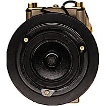 A/C Compressor Sold individually Without clutch, 5-Groove Pulley
