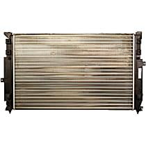 731537 Aluminum Core Plastic Tank Radiator