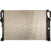 732855 Aluminum Core Plastic Tank Radiator