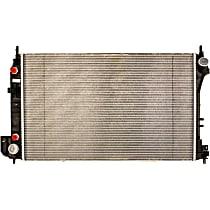 732947 Aluminum Core Plastic Tank Radiator