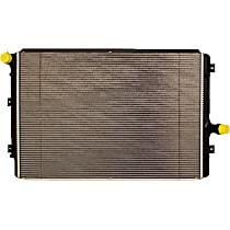 734333 Aluminum Core Plastic Tank Radiator