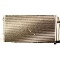VALEO 817547 CONDENSER AIR CONDITIONING Front