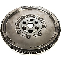 836139 Flywheel - Cast iron, Direct Fit, Sold individually