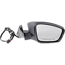 Mirror - Passenger Side, Power, Heated, Paintable, With Turn Signal, Memory