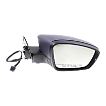 Mirror - Passenger Side, Power, Heated, Paintable, With In-Housing Turn Signal