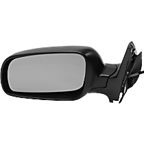 Mirror - Driver Side, Manual Remote, Paintable, 4th Generation