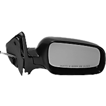 Mirror - Passenger Side, Manual Remote, Paintable, 4th Generation