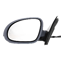 Mirror - Driver Side, Power, Heated, Paintable, With Turn Signal and Puddle Lamp