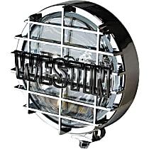 Westin 09-0500C Light Guard - Chrome, Steel