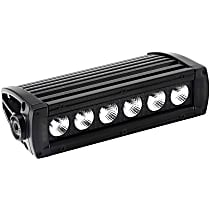 LED Light Bar - Black, 7.6 in., Sold individually