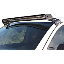 09-40025 LED Light Bar - Black, 50 in., Sold individually