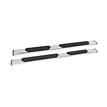 Running Boards - Polished, Set of 2