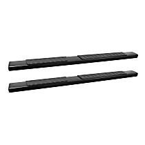 28-71225 Westin R7 Running Boards - Black, Set of 2