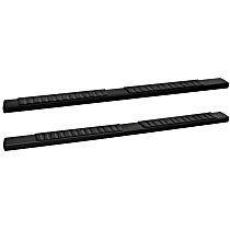 28-71235 Westin R7 Running Boards - Black, Set of 2