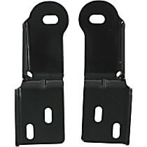 Westin 30-1065 Light Bar Mounting Kit - Powdercoated Black, Direct Fit, Kit