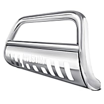 31-3970 E-Series Bull Bar, Polished