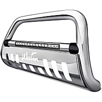 32-2400L Ultimate Series Bull Bar, Polished