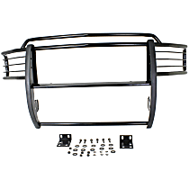 40-0225 Sportsman Series Steel Grille Guard, Powdercoated Black