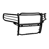 40-33975 Sportsman X Series Steel Grille Guard, Textured Black
