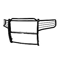 40-3975 Sportsman Series Steel Grille Guard, Powdercoated Black