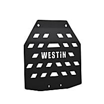 42-21085 Snyper Series Transfer Case Skid Plate, Textured Black, Steel, Direct Fit