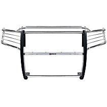 45-3970 Sportsman Series Stainless Steel Grille Guard, Polished